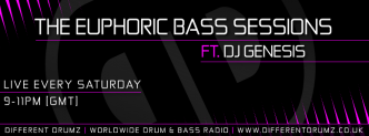 The Euphoric Bass Sessions with DJ Genesis