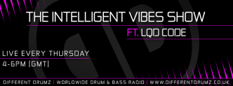 The Intelligent Vibes Show with LQD Code