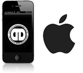 Free DDz DnB Mobile App – Apple iPhone