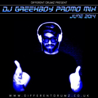 DJ Greekboy Promo Mix June 2014