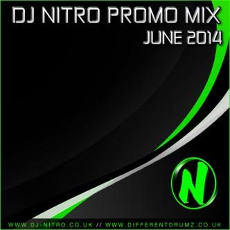 DJ Nitro Promo Mix June 2014 cover