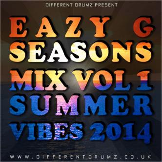 Eazy G Seasons Mix Vol 1