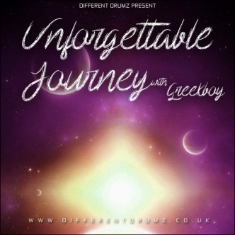DJ Greekboy - Unforgettable Journey