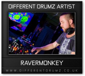 Ravermonkey Different Drumz Artist Image