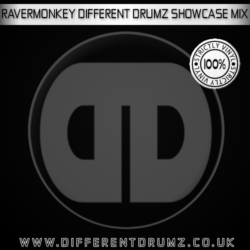 DJ Ravermonkey Different Drumz Showcase Mix