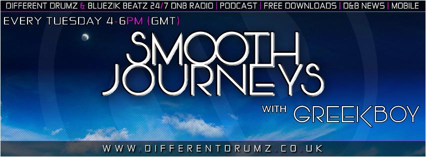 The Smooth Journeys Show with DJ GreekBoy [Downloads]