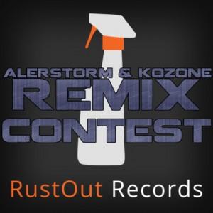RUSTOUT RECORDS REMIX CONTEST COVER