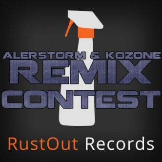 RUSTOUT RECORDS REMIX CONTEST COVER