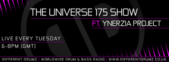 The Universe 175 Show with Ynerzia Project