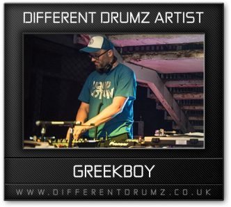 Greekboy Different Drumz Artist Image