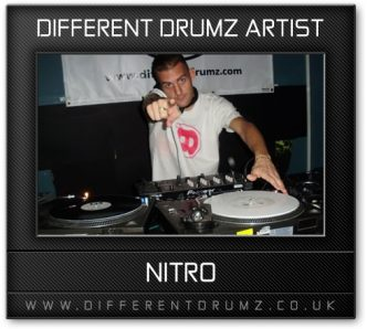 Nitro Different Drumz Artist Image