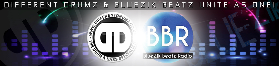 Different Drumz & Bluezik Beatz Unite As One