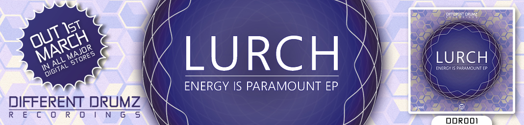 Lurch - Energy Is Paramount EP