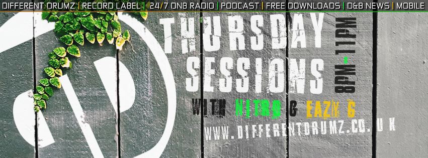 Thursday Sessions with Nitro & Eazy G [Stream & Download]