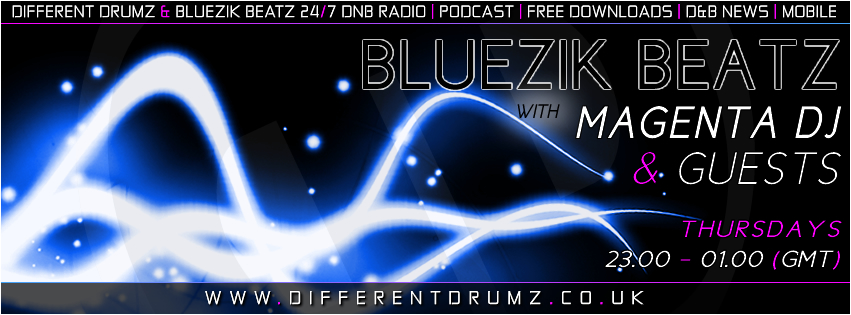 Bluezik Beatz with Magenta & Guests [Stream & Download]