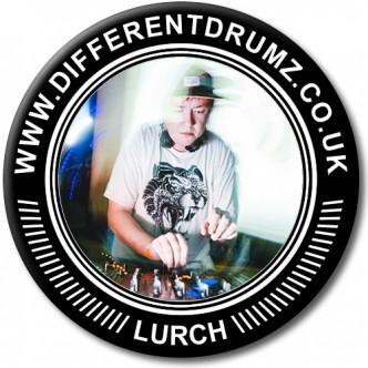 Lurch Different Drumz Logo
