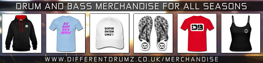 Drum & Bass Merchandise