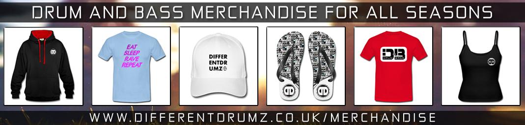 Drum & Bass Merchandise