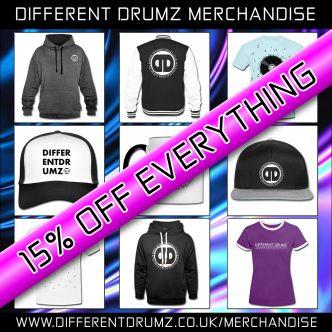 DDz Merchandise - 15% Off Everything 2021