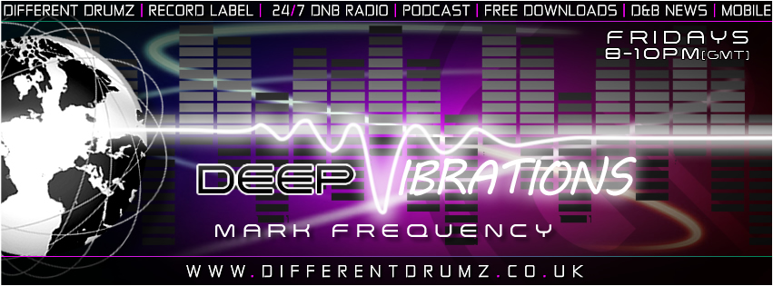 The Deep Vibrations Show with Mark Frequency [Downloads]