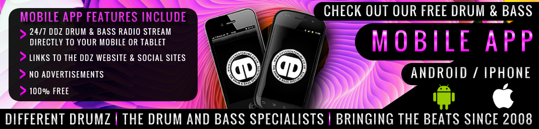 Free Drum and Bass Mobile Apps for Android & iPhone