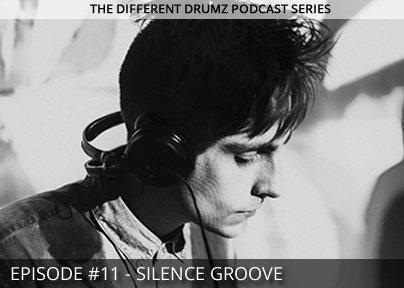 Silence Groove – Different Drumz Podcast Episode 11
