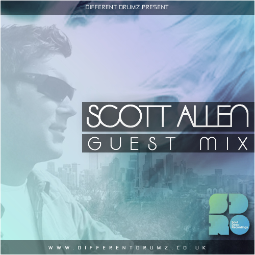 Scott Allen Different Drumz Guest Mix