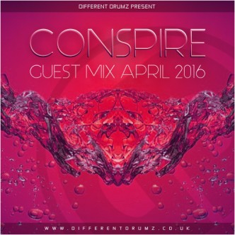 Conspire Different Drumz Guest Mix April 2016