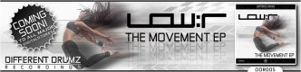 Low:r - The Movement EP [DDR005] Coming Soon!