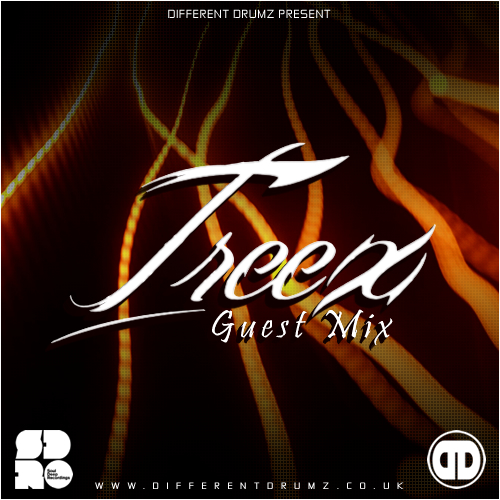 Treex Different Drumz Guest Mix April 2016