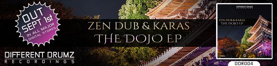 Zen Dub & Karas - The Dojo EP [DDR004]