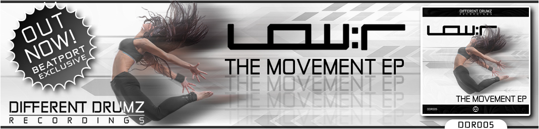 Low:r - The Movement EP | DDR005 | Beatport Exclusive Out Now!