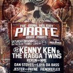 Bank Holiday Boat Party ft Mickey Finn & The Ragga Twins