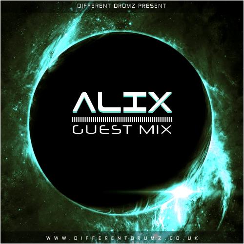 Alix Different Drumz Guest Mix June 2016