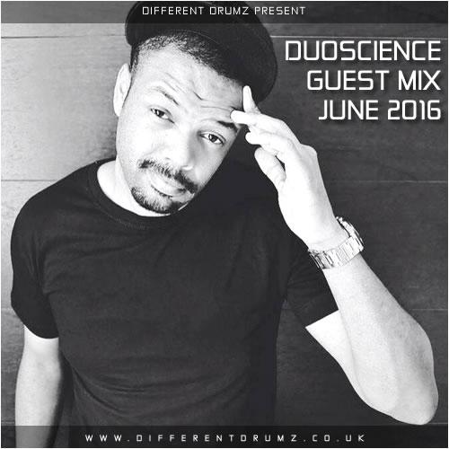 Duoscience | Different Drumz Guest Mix | June 2016