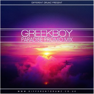 Greekboy DDR003 Paradise Promo Mix