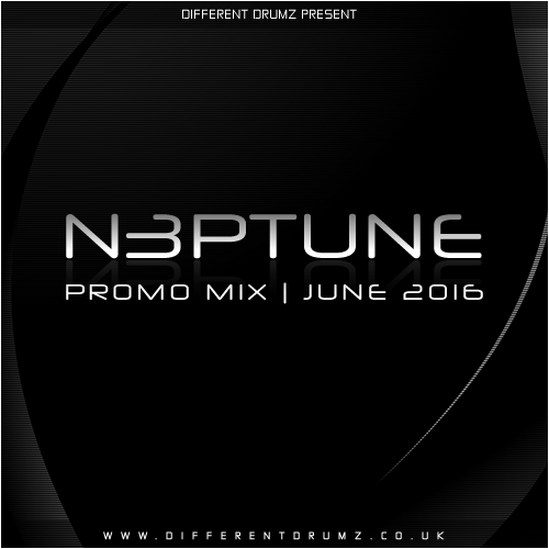 N3ptune Different Drumz Promo Mix June 2016