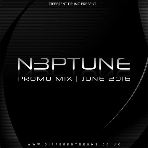 N3ptune Different Drumz Promo Mix June 2016