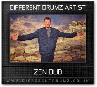 Zen Dub Different Drumz Artist Image