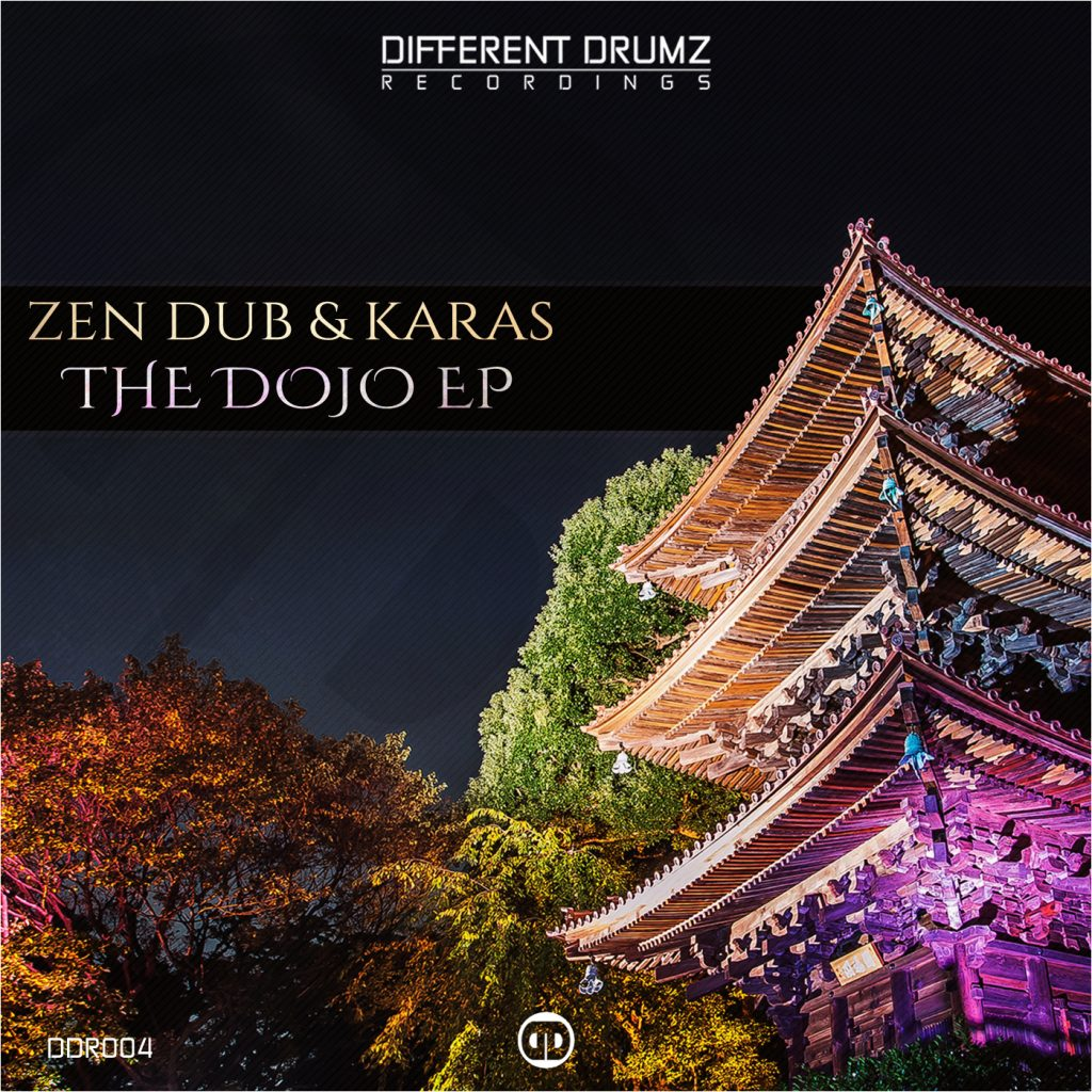 Zen Dub & Karas – The Dojo EP | DDR004 (Out Now)