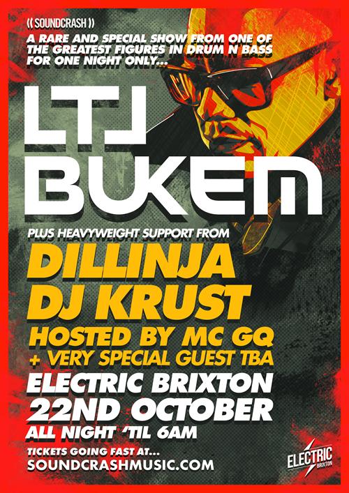 LTJ Bukem ft Dillinja & DJ Krust
