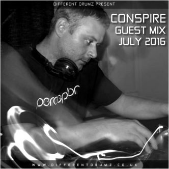 Conspire Different Drumz Guest Mix July 2016