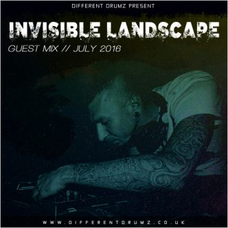 Invisible Landscape Different Drumz Guest Mix July 2016
