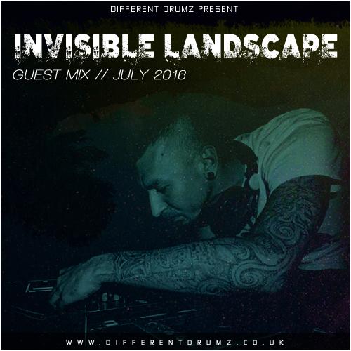 Invisible Landscape | Different Drumz Guest Mix | July 2016