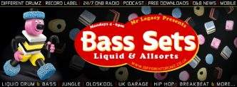 Mr Legacy - Bass Sets | Liquid & Allsorts