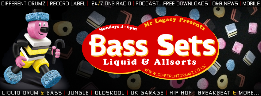 Mr Legacy – Bass Sets | Liquid & Allsorts [Downloads]