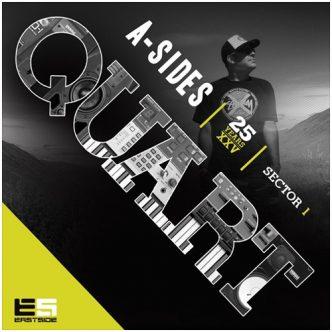 A Sides Quart LP