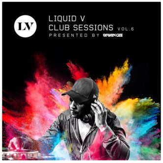 Liquid V Club Sessions Vol 6 Cover