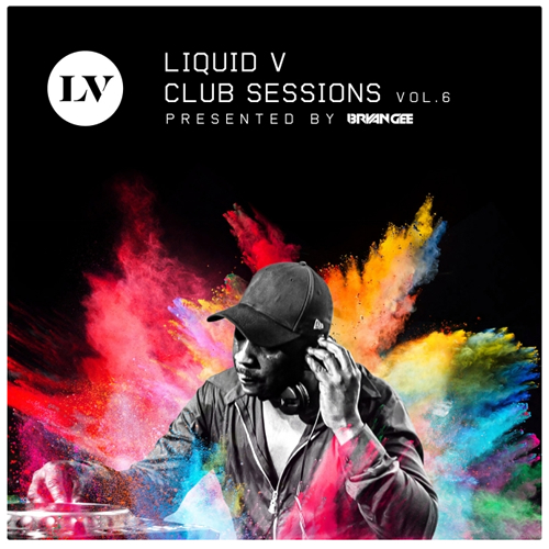 Liquid V Club Sessions Vol 6 Cover