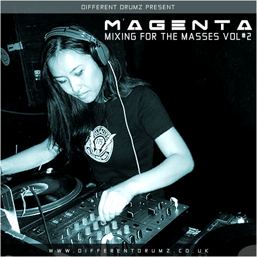 Magenta Mixing For The Masses Vol #2